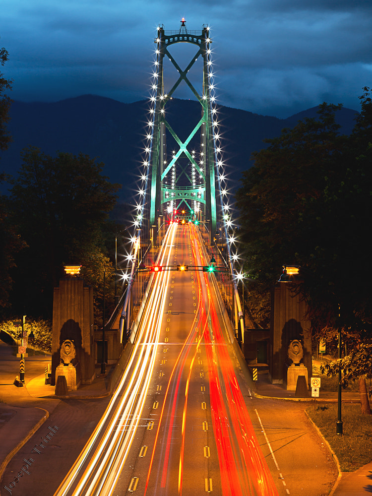 Photograph Lion Gate Bridge by Joseph Trinh on 500px