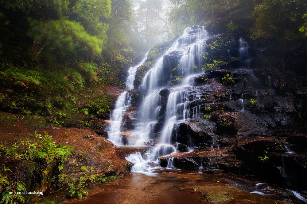 Photograph Sylvia Falls by Jarrod Castaing on 500px