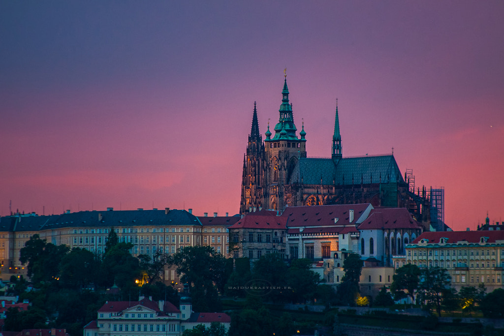 Photograph  Hradčany by Bastien HAJDUK on 500px