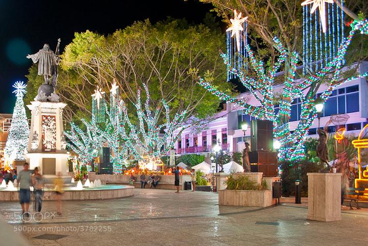Photograph Plaza de Mayagüez by Daniel Artés on 500px