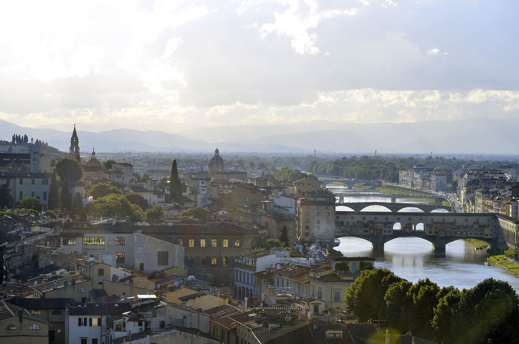 Photograph view of Florence by derevnja on 500px