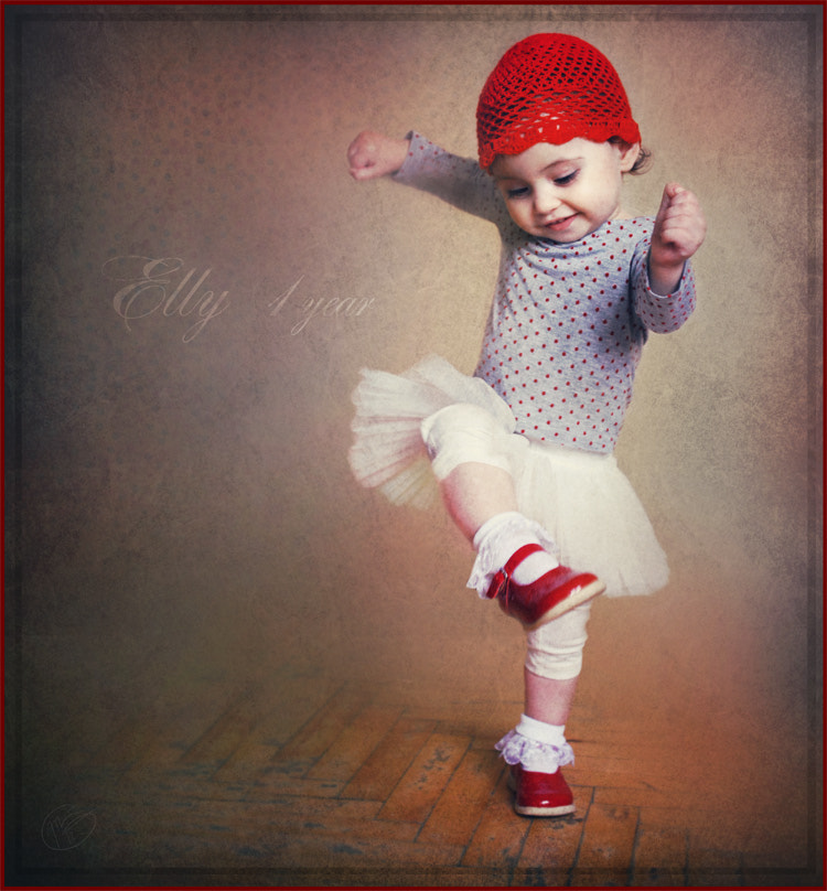 Photograph Dancing Lady by Maria Gvedashvili on 500px