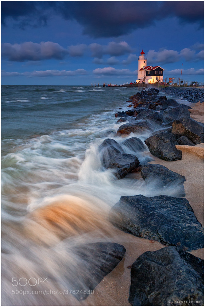 Photograph Lighthouse Marken by Christian Bothner on 500px