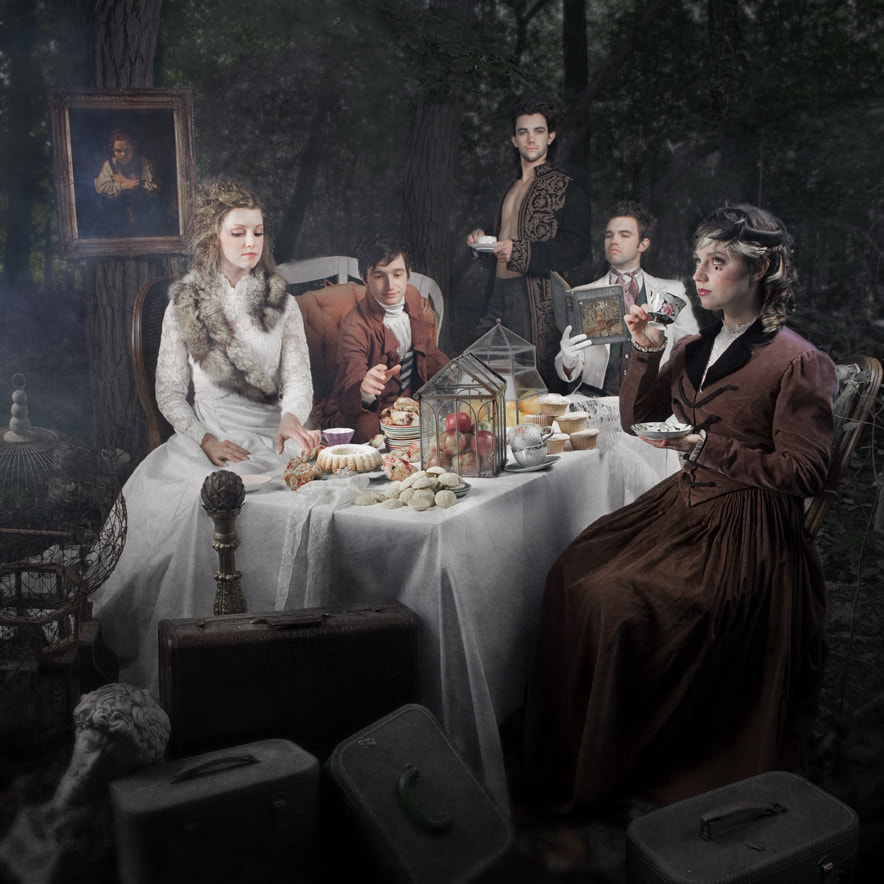 Photograph Tea Party by Rob Woodcox on 500px