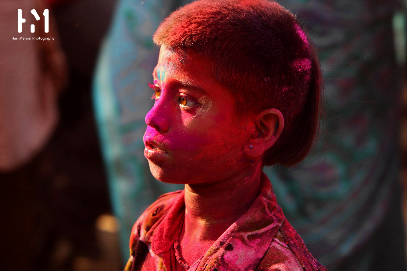 Photograph Colourful eyes  by Hari Menon on 500px