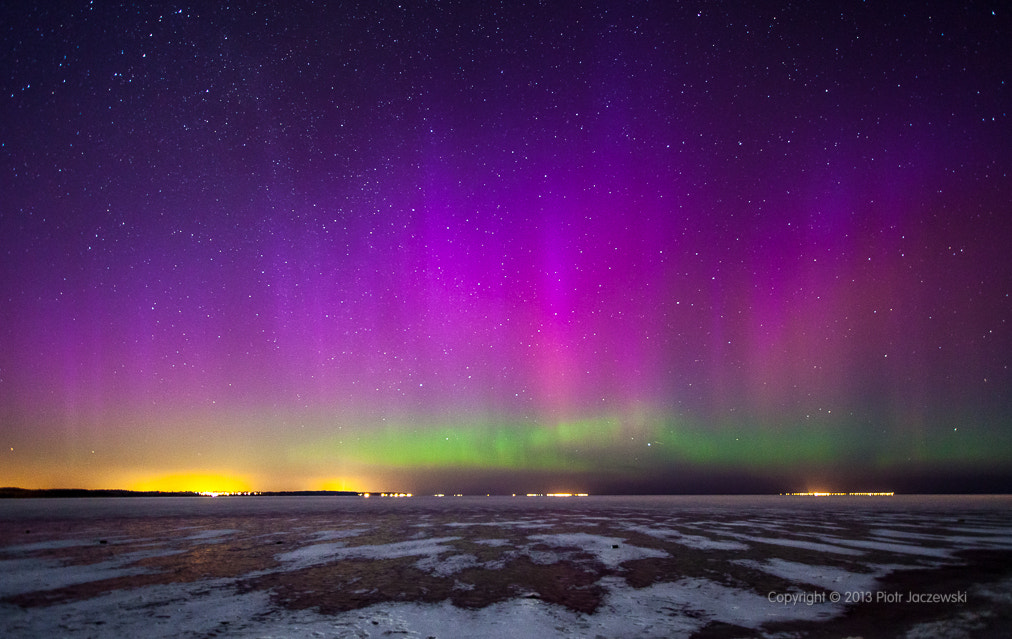 Photograph Northern lights by Peter Jot on 500px