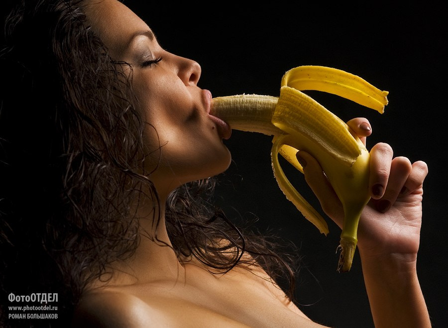 Photograph sometimes banana it is simple banana! Z.Freyd by Roman Bolshakov on 500px