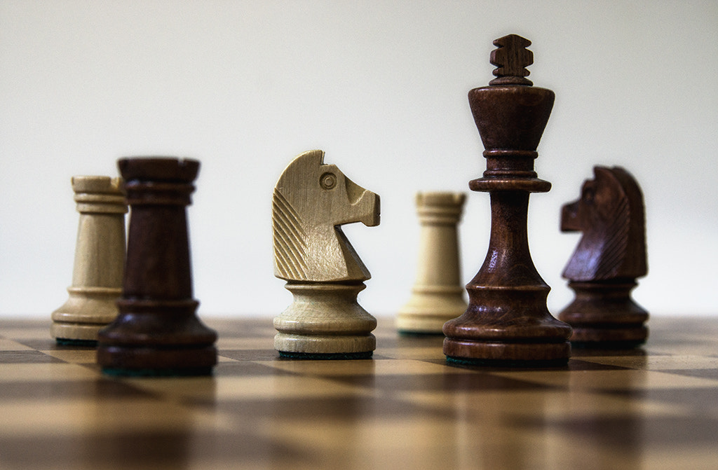 Photograph chess by Leo Walter on 500px