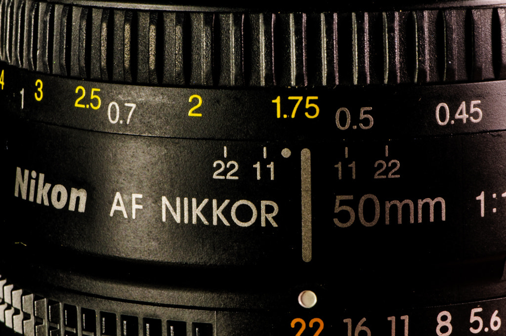 Photograph Nifty Fifty by Hayden Scott-Williams on 500px