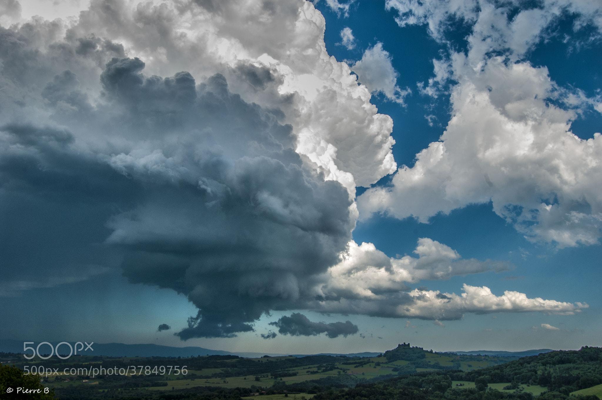 Photograph Storm sky  by Pierre Bonnel on 500px