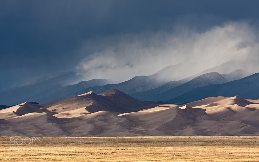 Photograph Great Sand Dunes by CMSpence on 500px