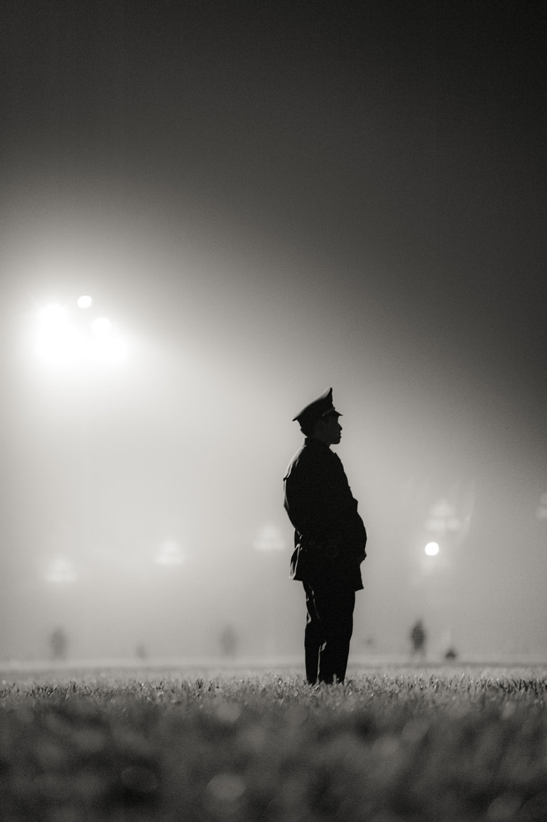 Photograph The Guard by Nima  Baharlooie on 500px