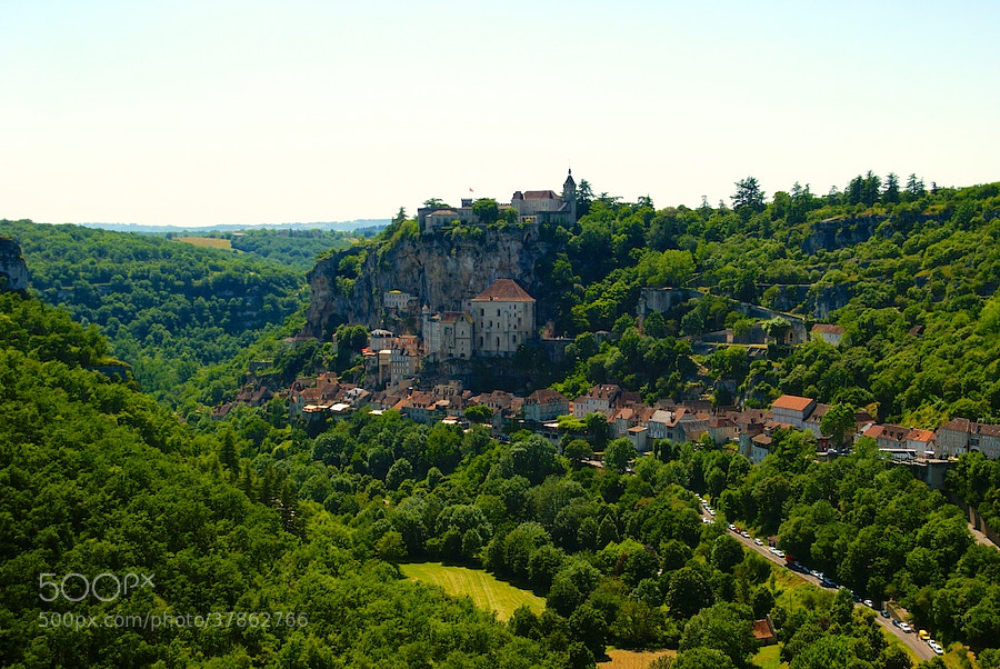 Rocamadour 01 by wenmusic * (wenmusic)) on 500px.com