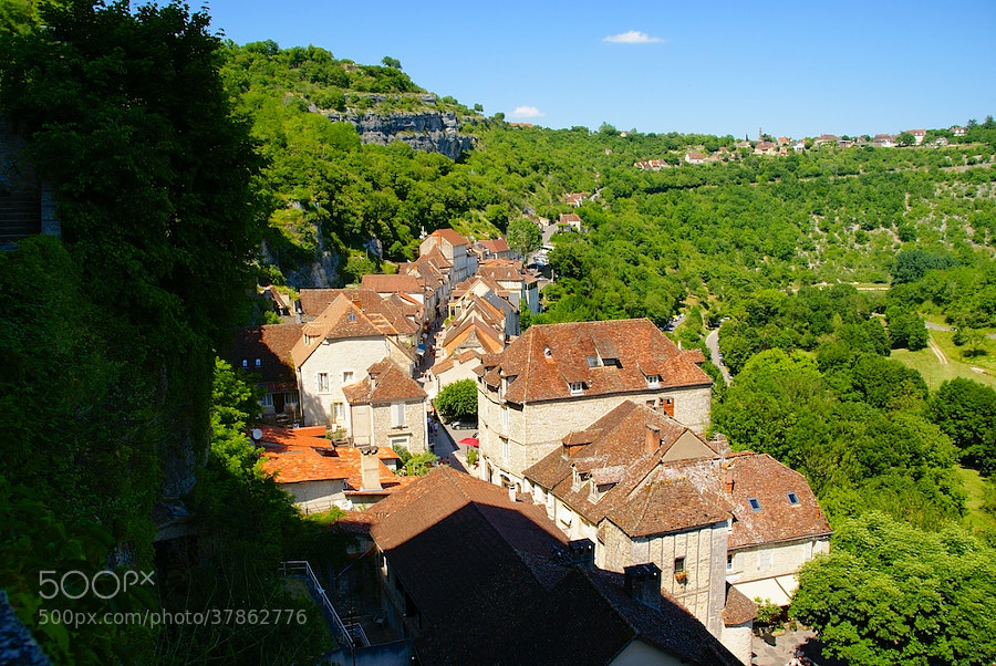 Rocamadour 05 by wenmusic * (wenmusic)) on 500px.com