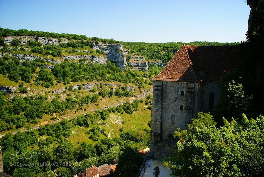 Rocamadour 07 by wenmusic * (wenmusic)) on 500px.com