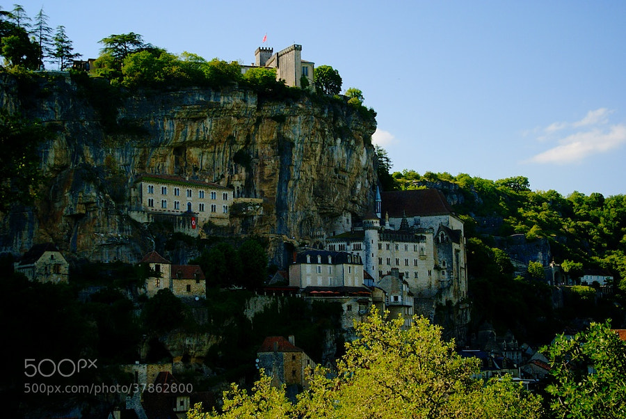 Rocamadour 16 by wenmusic * (wenmusic)) on 500px.com