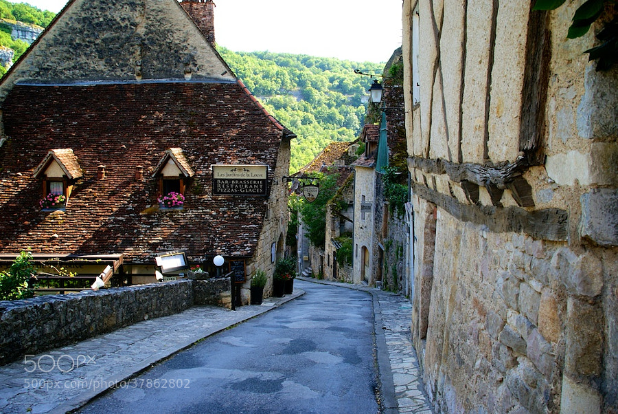 Rocamadour 13 by wenmusic * (wenmusic)) on 500px.com