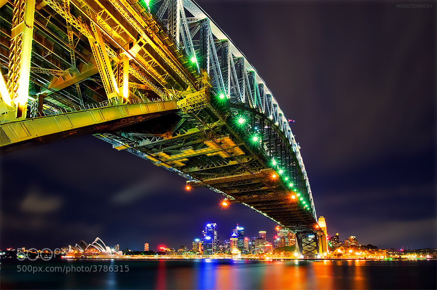 Photograph Under The Bridge by MONSTERMICKY ! on 500px