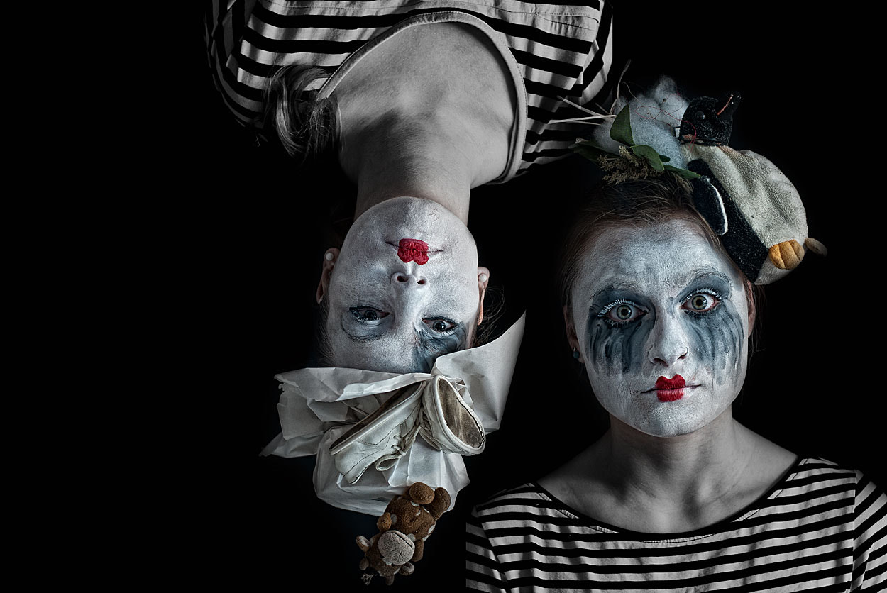 Photograph Clowneske by Martina Roberts on 500px