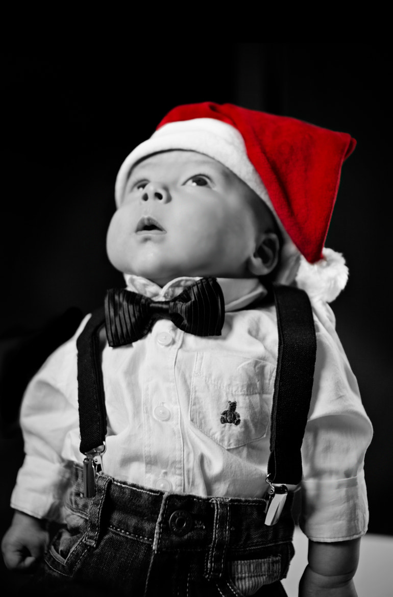 Photograph My very first Christmas by Diogo Ueno on 500px