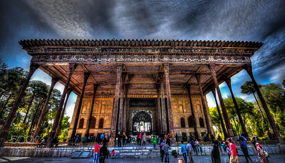 Photograph The PaLace by Ali KoRdZaDeh on 500px