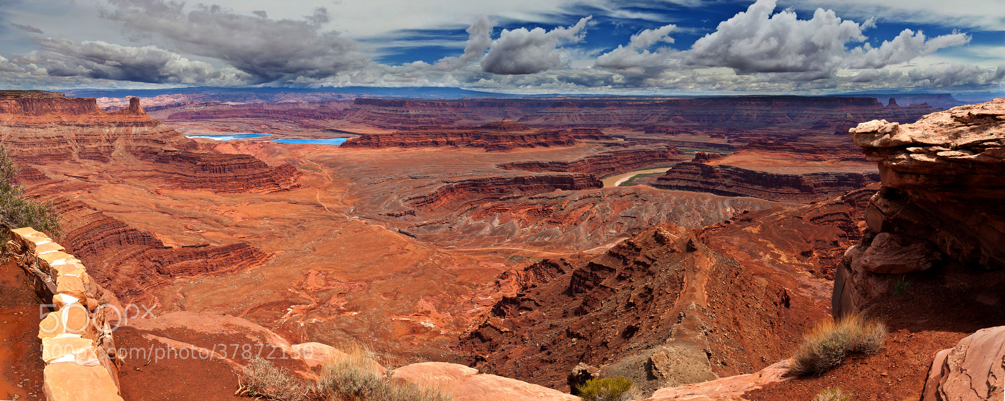 Photograph Dead Horse Point View by Aleksei Sarkisov on 500px