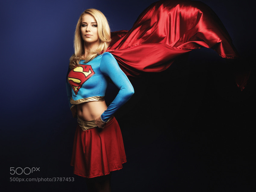 Photograph super girl by mehmet turgut on 500px