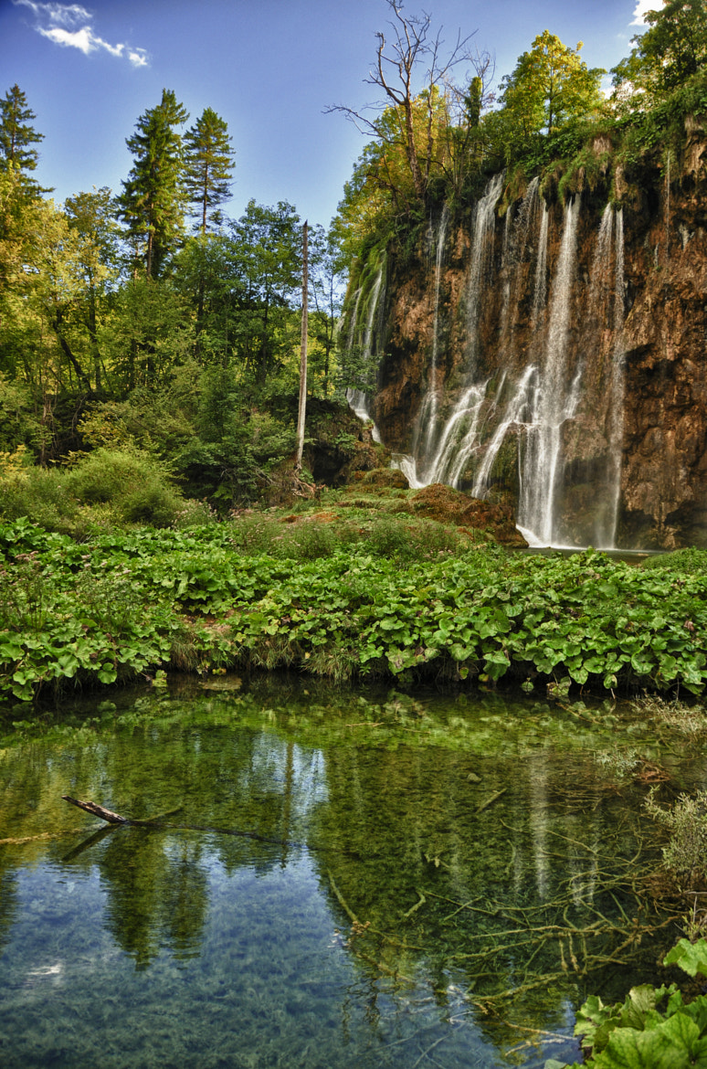 Photograph waterfalls of Plitvice by Roberto Rossi on 500px