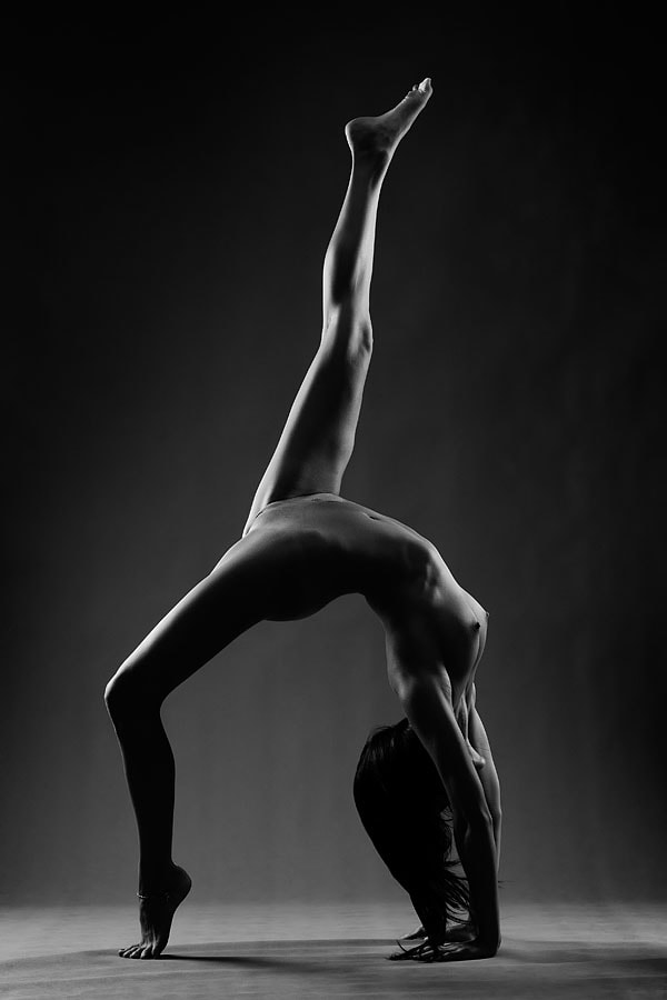 Photograph Gymnastic nude by Ben Heys on 500px