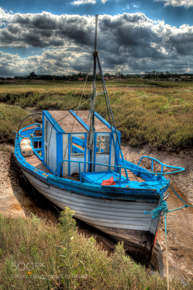 Photograph Boat by Richard Hawley on 500px