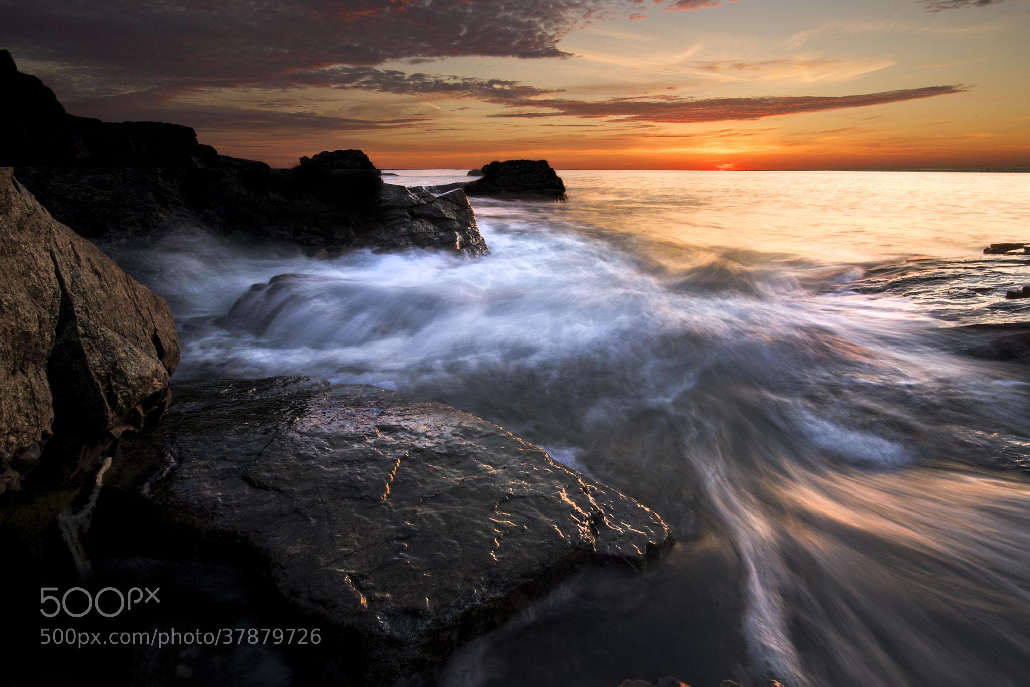 Photograph Waves by Kerim Hadzi on 500px