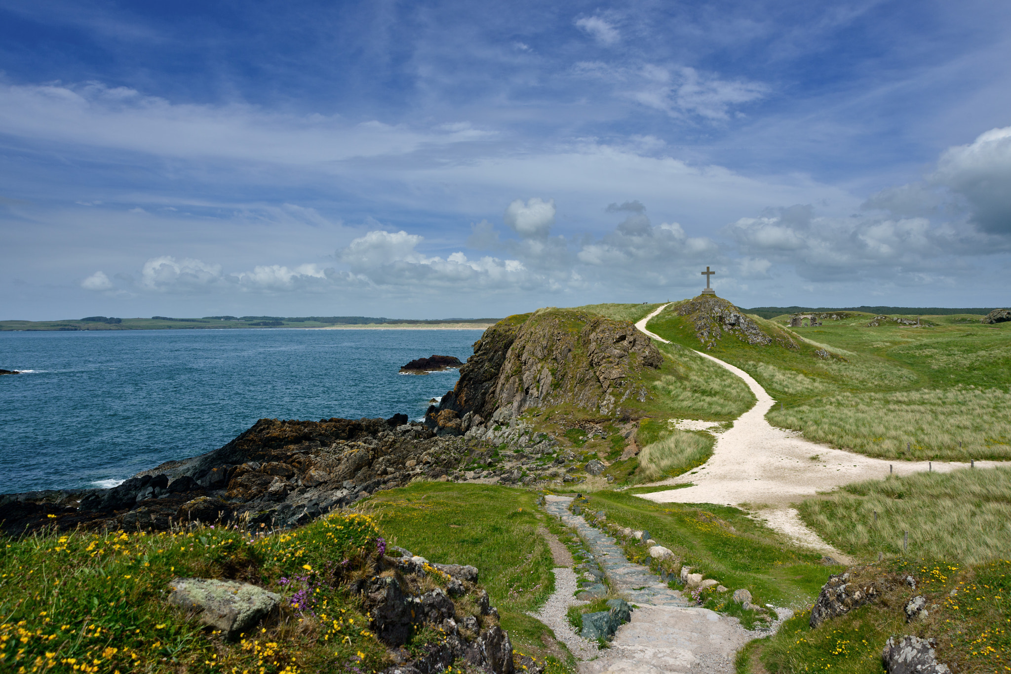 Photograph Looking back to Anglesey by Taz Wake on 500px