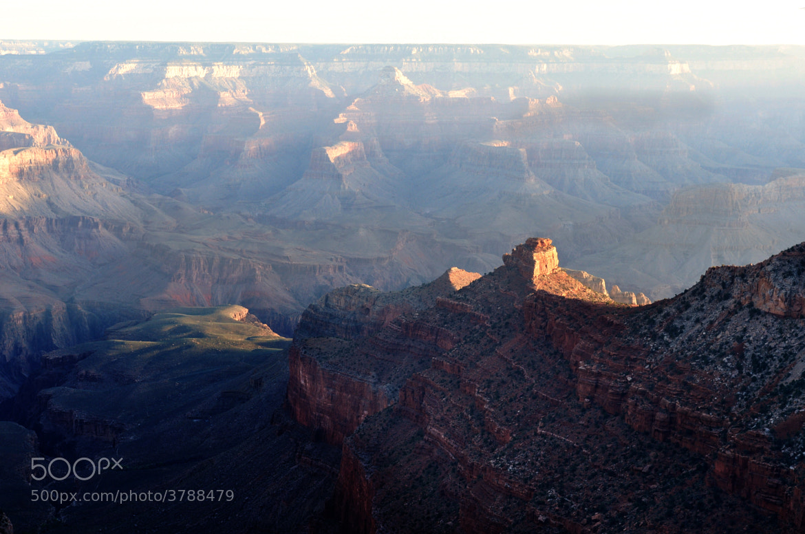 Photograph Sunrise at Grandview Point, Grand Canyon by Andrea Peipe on 500px