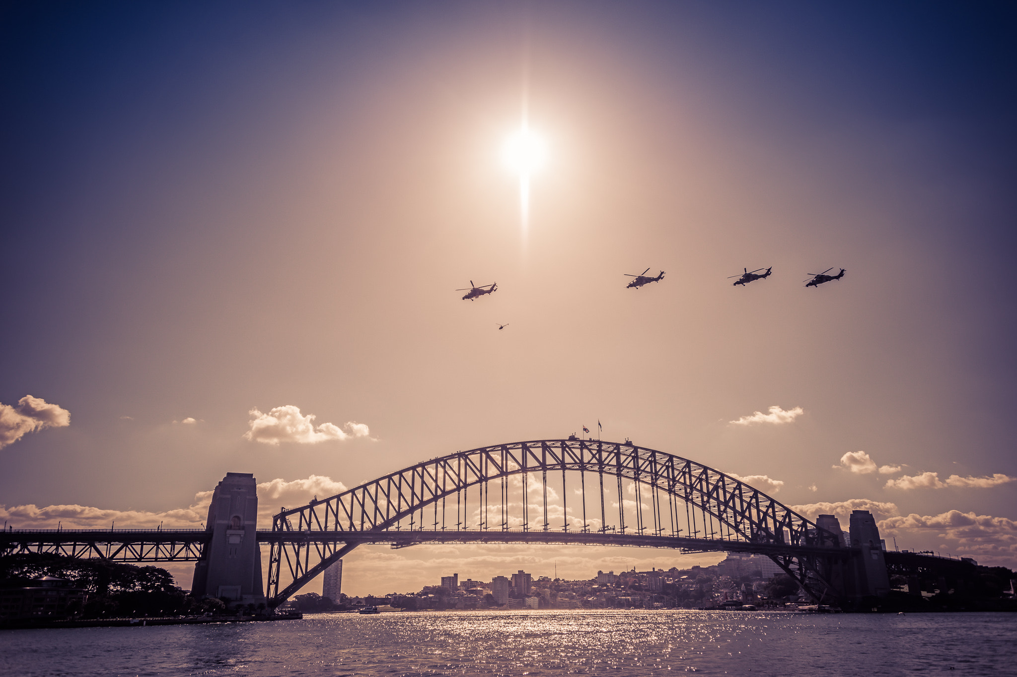 Photograph Sydney Choppers by Martin Tyler on 500px
