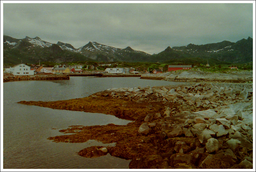 Photograph Kabelvåg by Anne Harestad on 500px