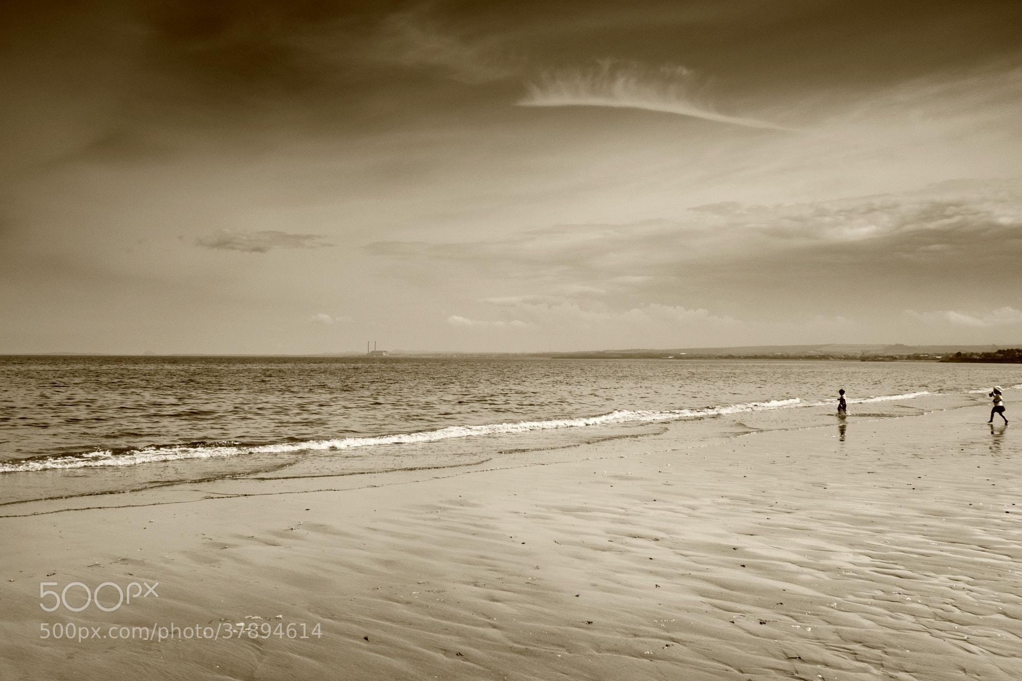 Photograph Portobello Beach, Edinburgh by Carol  Gentle on 500px