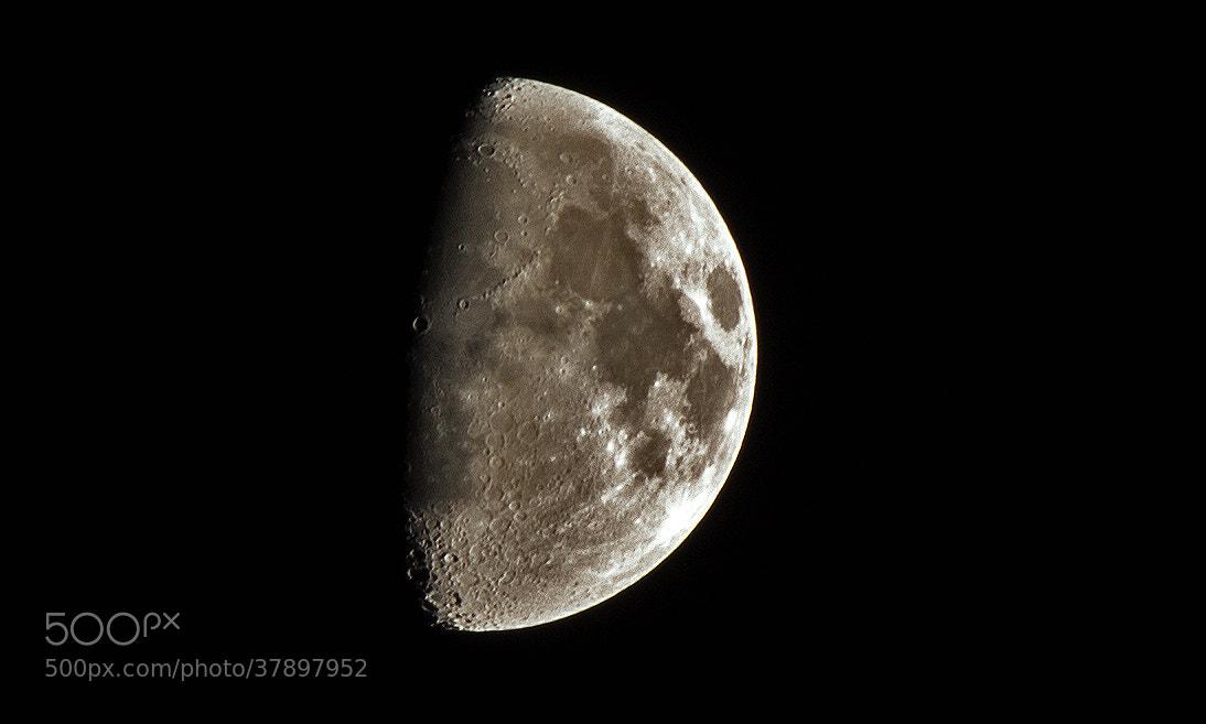 Photograph Untitled moon by Fabrizio Marini on 500px