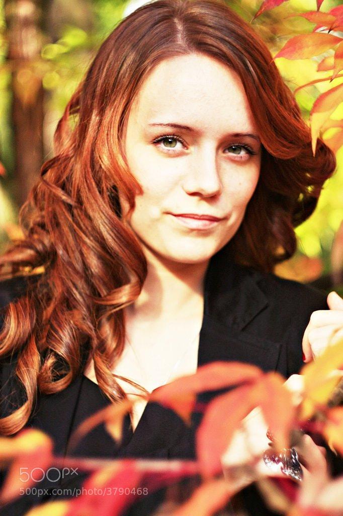 Photograph Autumn by Artem Nosov on 500px