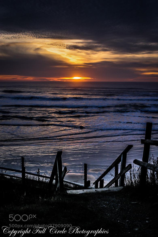Photograph Beach Access by Pandyce McCluer on 500px