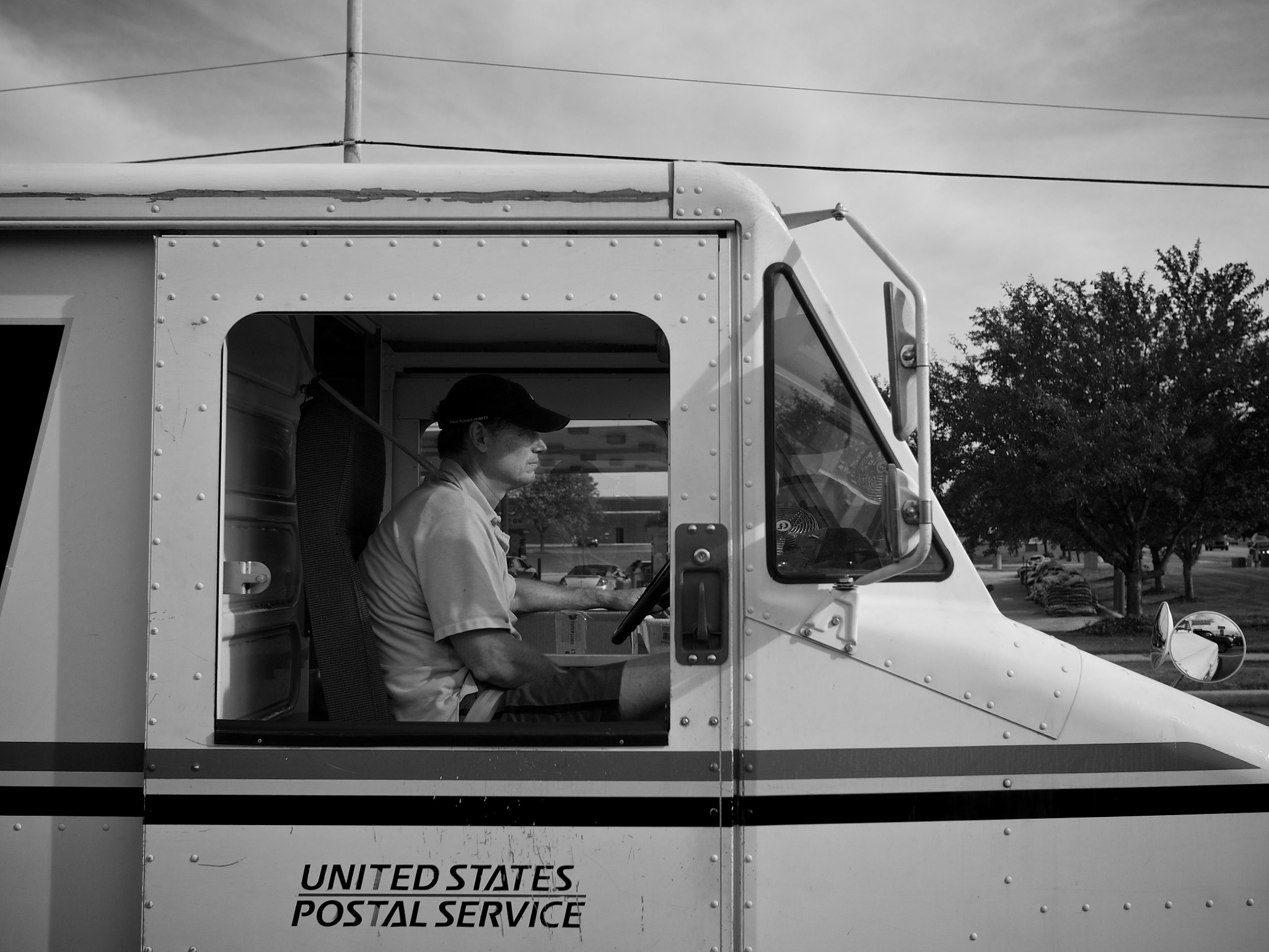 Photograph USPS by Jonathan Robson on 500px