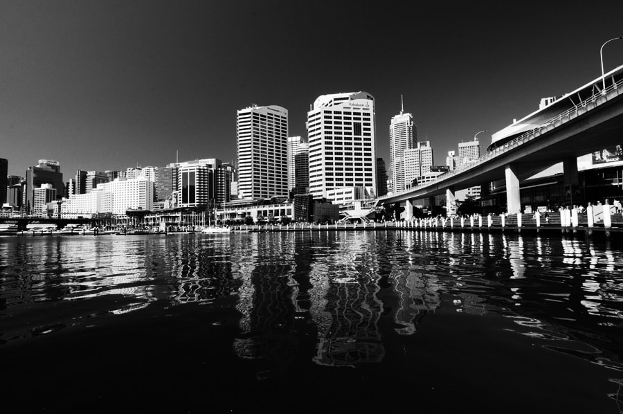 Photograph DARLING HARBOUR by Taufiq Hidayat on 500px