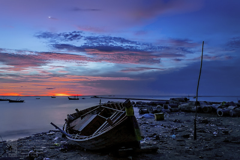Photograph Evening. by Tanutpong Chaiyathammwat on 500px