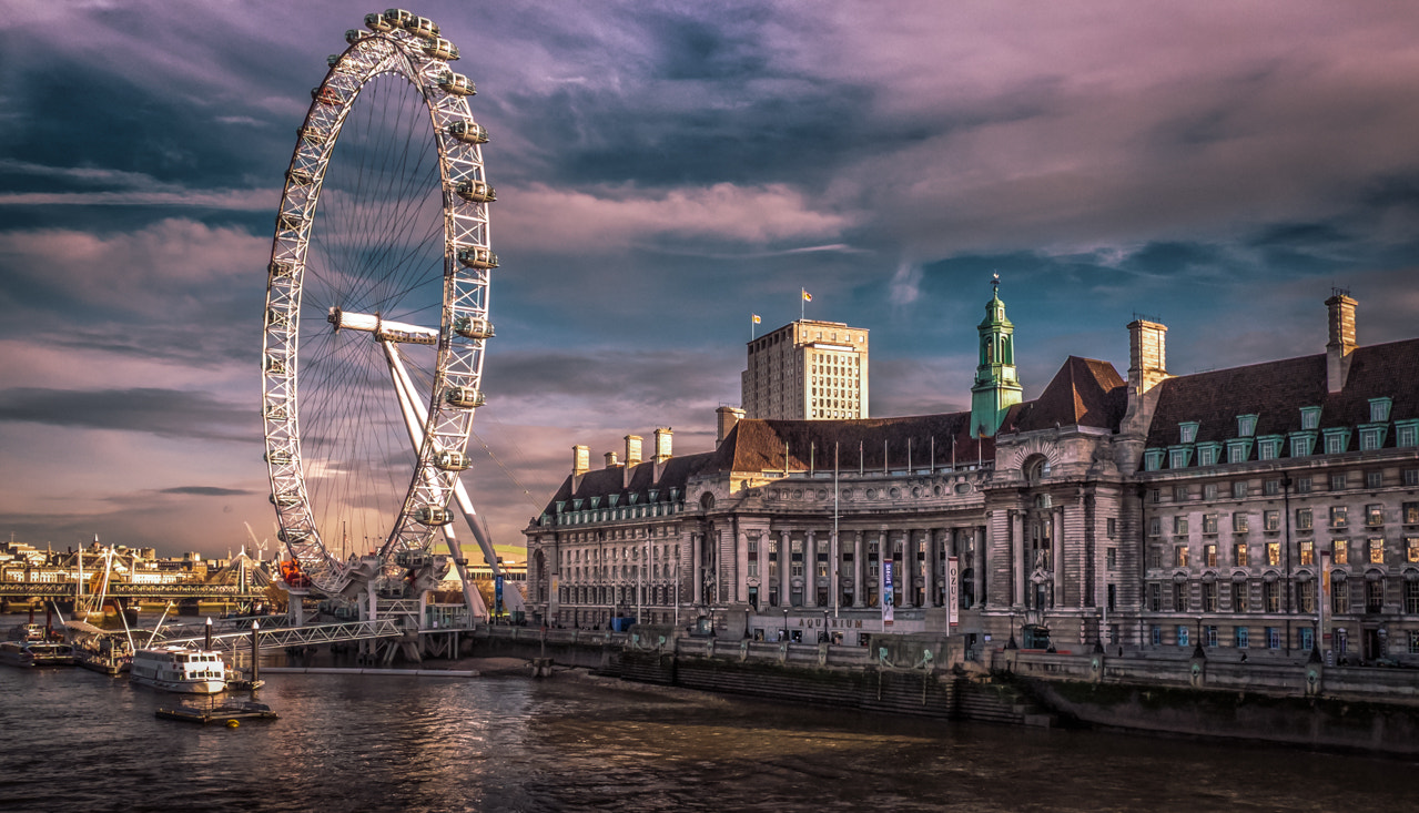 Photograph Big Wheel by Chaz Wright on 500px