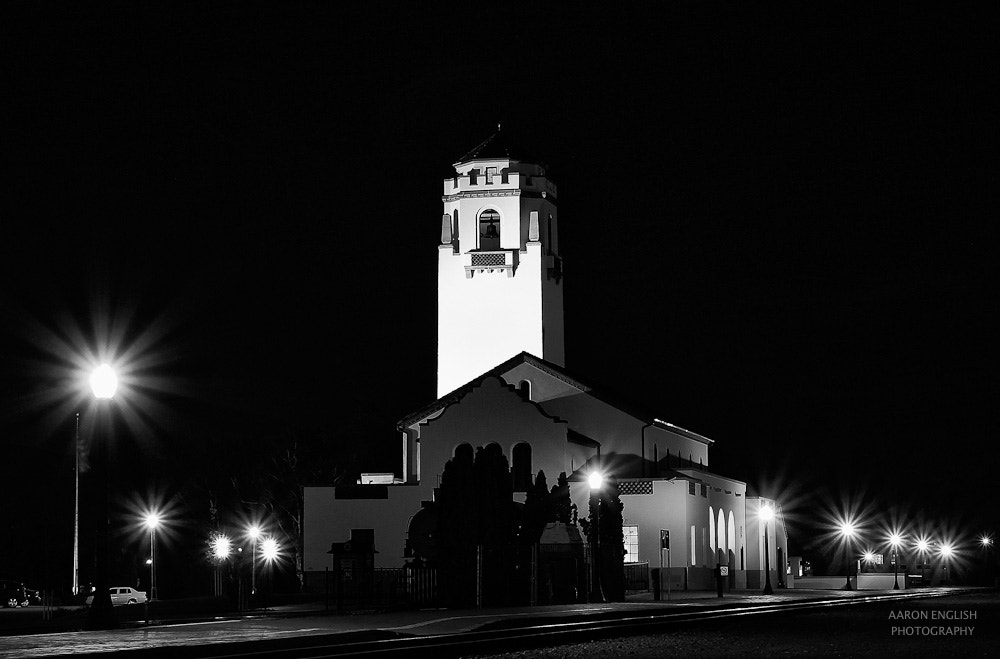 Photograph Boise Train Depot by Aaron English on 500px