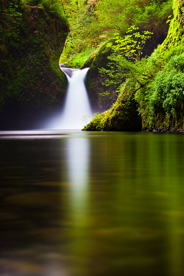 Photograph Punch Bowl Falls by Brian Pemberton on 500px