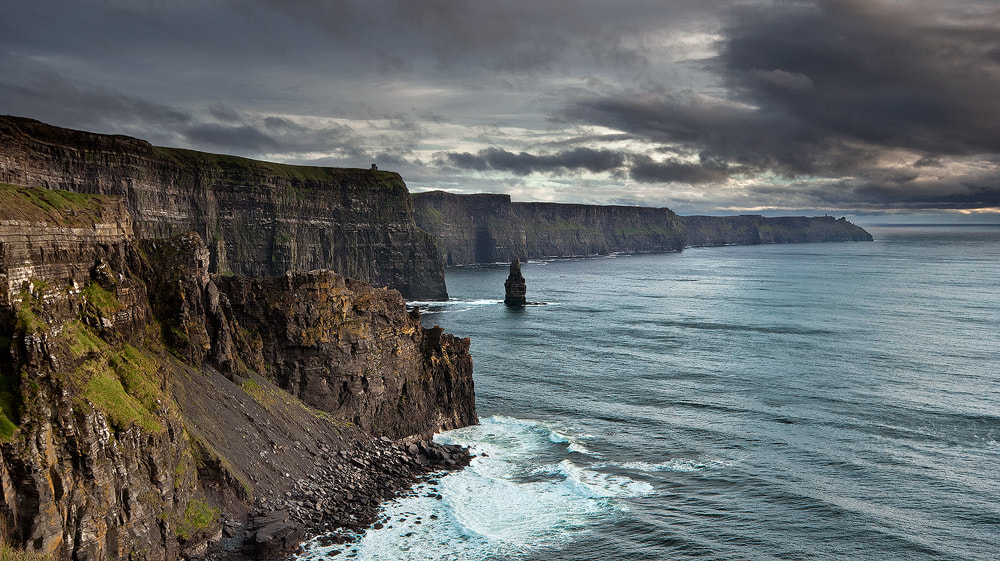 Photograph Cliffs of Moher by Michal T. on 500px