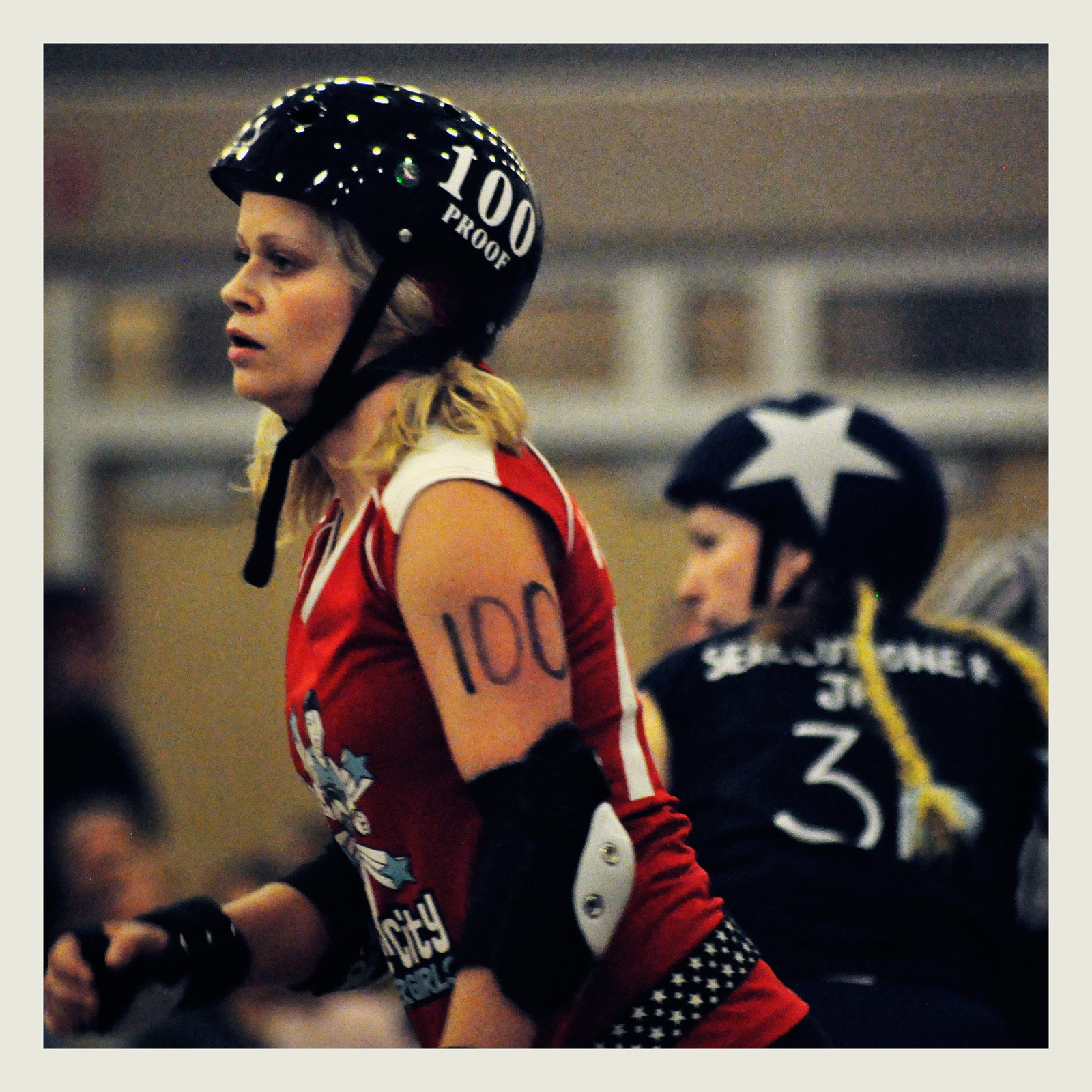 Photograph Roller Girl by Jeremy Ramos on 500px