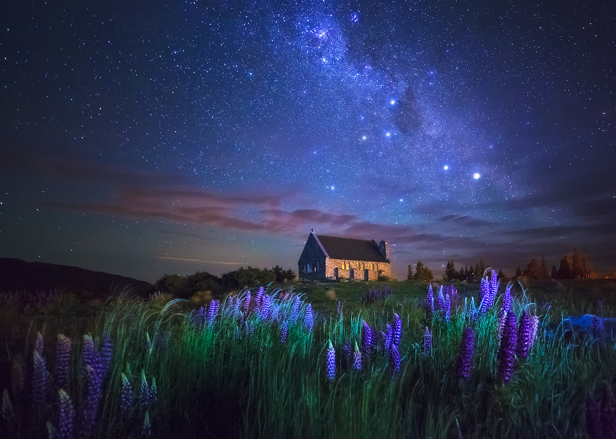 Photograph Lake tekapo by PhoenixFire  on 500px