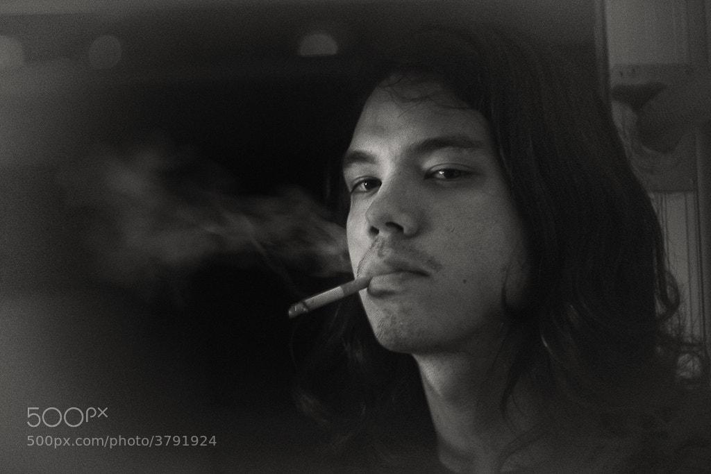 Photograph portrait #1 by Holger Feroudj on 500px