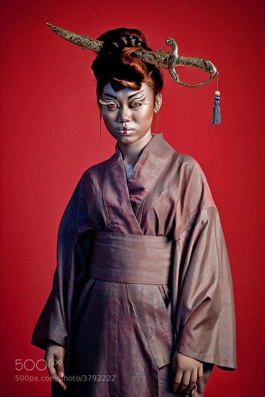 Photograph Kimono Girl by Armie HU on 500px